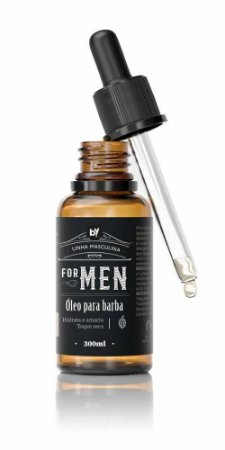 ÓLEO PARA BARBA FOR MEN 30ML BY YOU COSMETICS