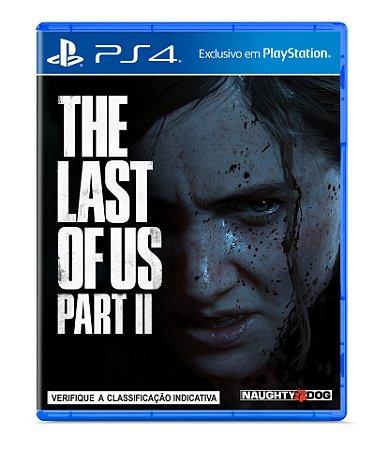Novo: Jogo The Last of Us Part 2 - PS4
