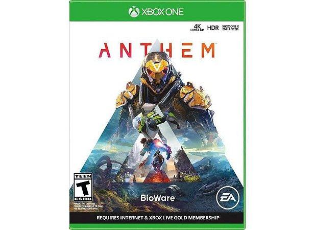 Novo: Jogo Anthem - Xbox One