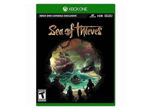 Novo: Jogo Sea Of Thieves - Xbox One
