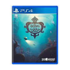 Novo: Jogo Song Of The Deep - PS4