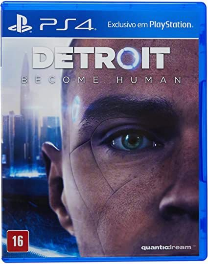 Novo: Jogo Detroit Become Human - PS4