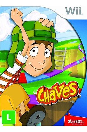 Novo: Jogo Chaves - Wii