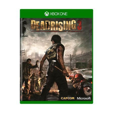 Novo: Jogo Dead Rising 3 - Xbox One