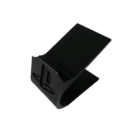 Novo: Suporte Controle Playstation 4 - Mesa Descanso Com Logo(Azul)