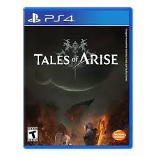 Jogo Tales Of Arise (Pré-Venda) - PS4