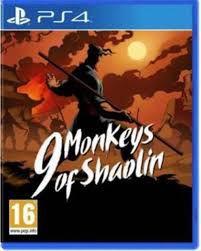 Jogo 9 Monkeys of Shaolin (Pré-Venda) - PS4