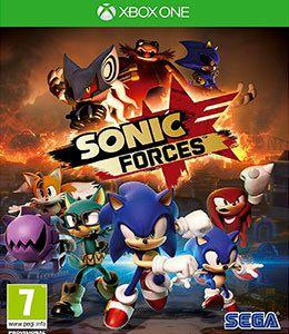 Novo: Jogo Sonic Forces - Xbox One