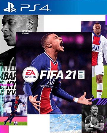 Novo: Jogo EA Sports Fifa 21 (Pré-venda) - PS4