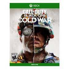 Novo: Jogo Call of Duty: (COD) Black Ops Cold War (Pré-venda) - Xbox One