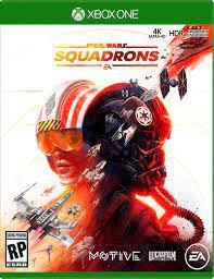 Novo: Jogo Star Wars: Squadrons (Pré-venda) - Xbox One