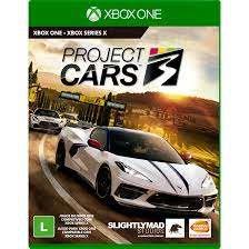 Novo: Jogo Project Cars III 3 (Pré-venda) - Xbox One
