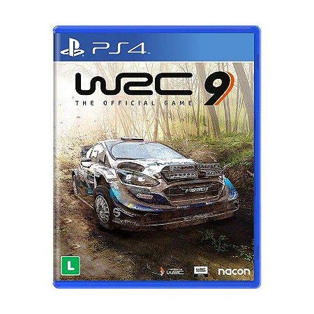 Novo: Jogo WRC 9: FIA World Rally Championship (Pré-Venda) - PS4