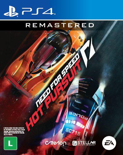 Jogo Need for Speed Hot Pursuit Remastered (Pré-Venda) - PS4