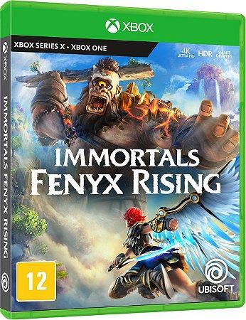 Jogo Immortals - Fenix Rising (Pré-Venda) - Xbox One
