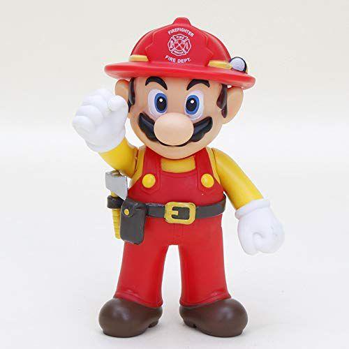 Novo: Super Mario Super Size Figure Collection: Fireman