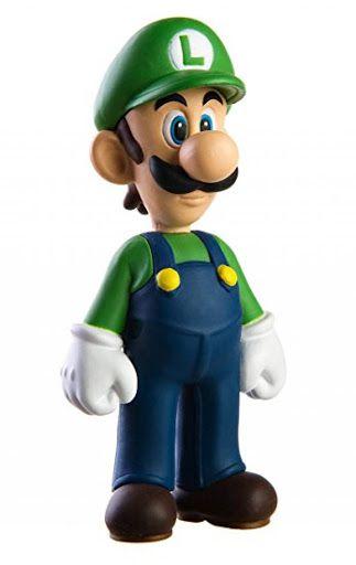Novo: Super Mario Super Size Figure Collection: Luigi