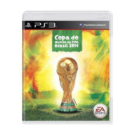 Novo: Jogo Copa Do Mundo Da Fifa 2014 - PS3