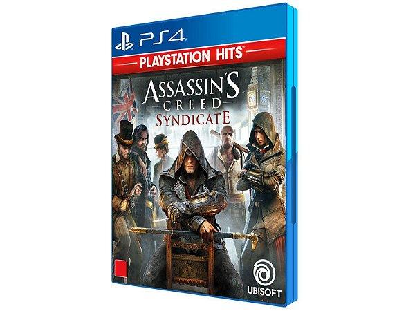 Novo: Jogo Assassin's Creed Syndicate - PS4