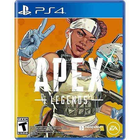 Novo: Jogo Apex Legends: Lifeline Edition - PS4