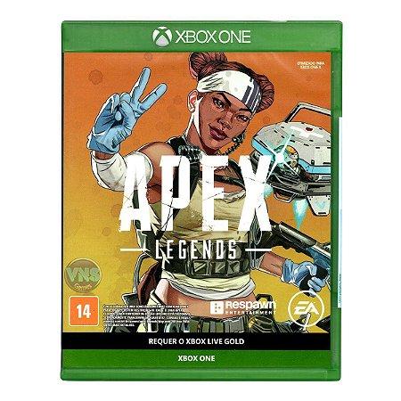 Novo: Jogo Apex Legends: Lifeline Edition - Xbox One