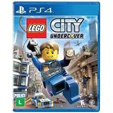 Novo: Jogo Lego: City Undercover - PS4