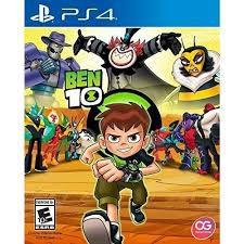 Novo: Jogo Ben 10 - PS4