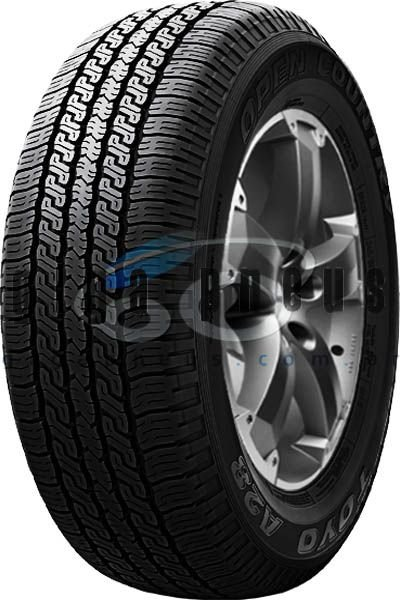Pneu 245/65R17 - TOYO OPEN COUNTRY A28 H/T