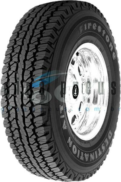 Pneu 255/75R15 - FIRESTONE DESTINATION A/T