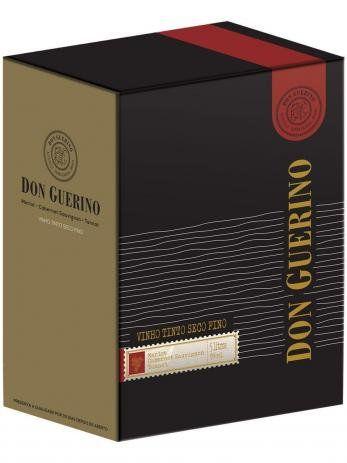 Vinho Tinto Don Guerino Bag In Box  5 L