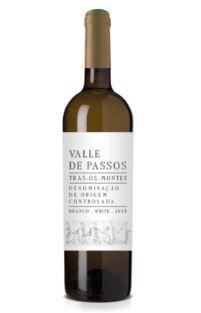 Vinho Branco Valle De Passos