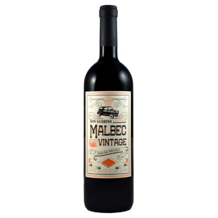 Vinho Tinto Don Guerino Malbec Vintage