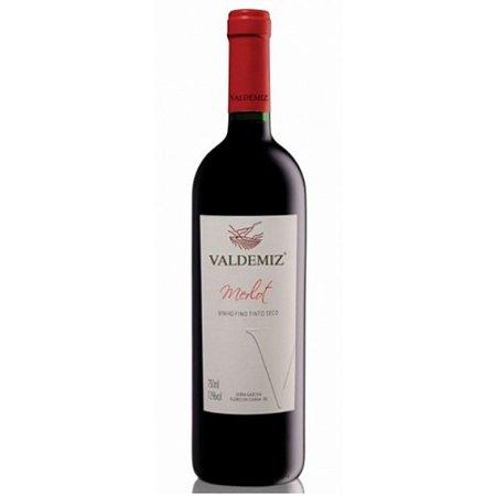 Vinho Tinto Valdemiz Merlot