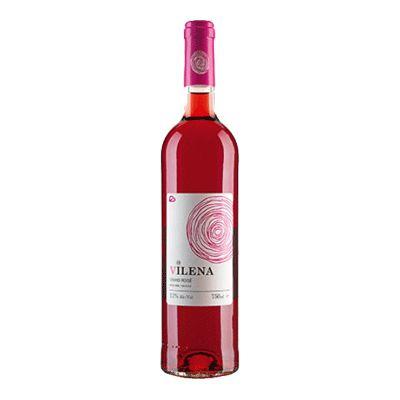 Vinho Rosé Vilena