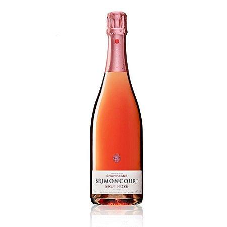 Champagne Brimoncourt Brut Rosé