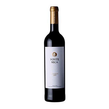 Vinho Tinto Fonte Seca Reserva