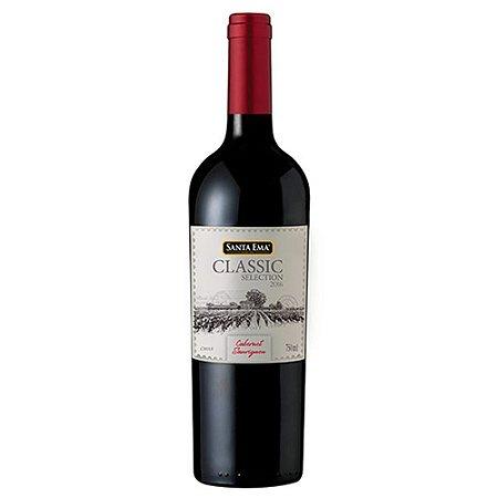 Vinho Tinto Santa Ema Classic Cabernet Sauvignon