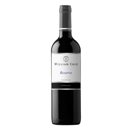 Vinho Tinto William Cole Carmenere Reserva