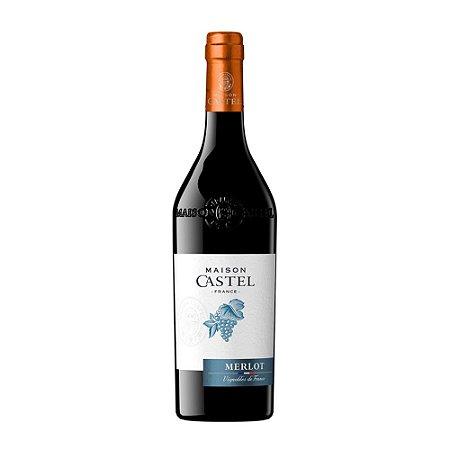 Vinho Tinto Maison Castel Merlot
