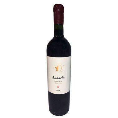 Vinho Tinto Audacia Carmenere 2016