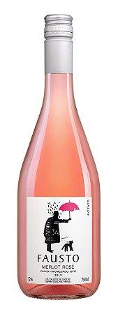 Vinho Rose Pizzato Fausto Rose Merlot 2020