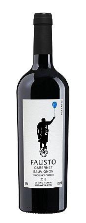Vinho Tinto Pizzato Fausto Cabernet Sauvignon 2020