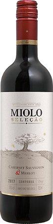 Vinho Tinto Miolo Seleção Cabernet Sauvignon / Merlot