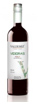 Vinho Tinto Videiras Merlot