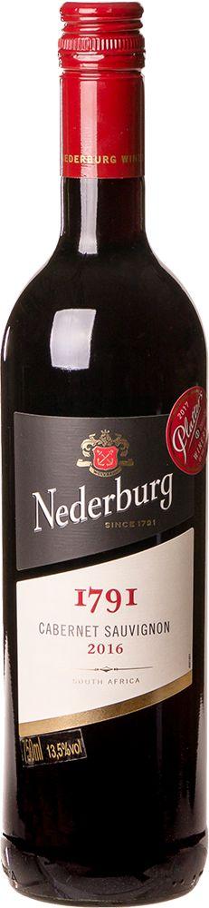 Vinho Tinto Nederburg 1791 Cabernet Sauvignon