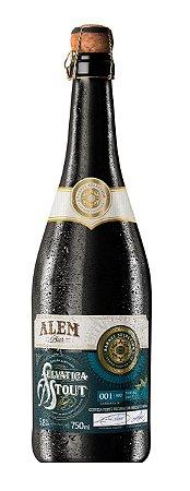 Alem Bier Selvatica Stout - 750ml