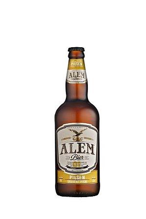 Alem Bier Cerveja Puro Malte tipo Pilsen - 500ml