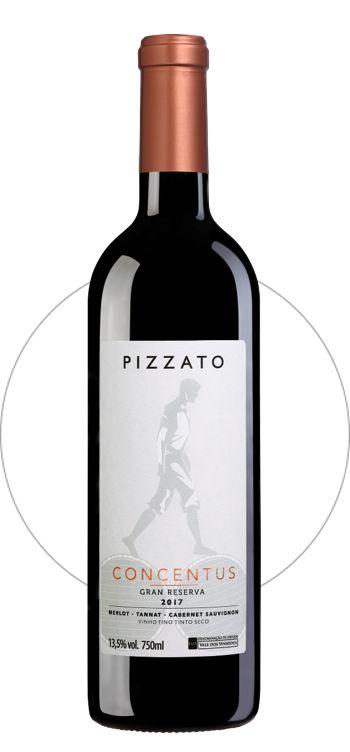 Vinho Tinto Pizzato Concentus D.O.V.V. 2018