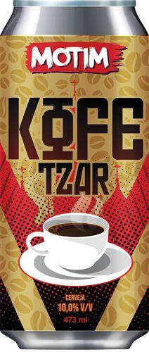 Cerveja Motim Kofe Tzar