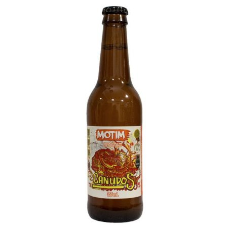Cerveja Motim Canudos 355ml